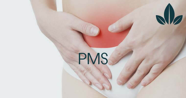 CBD menstrual cramps PMS information article