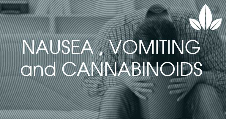 nausea, vomiting and cannabinoids