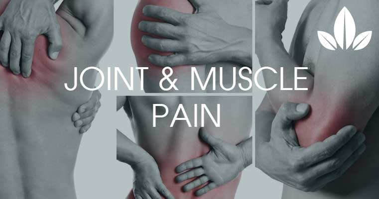 Joint and muscle pain CBD