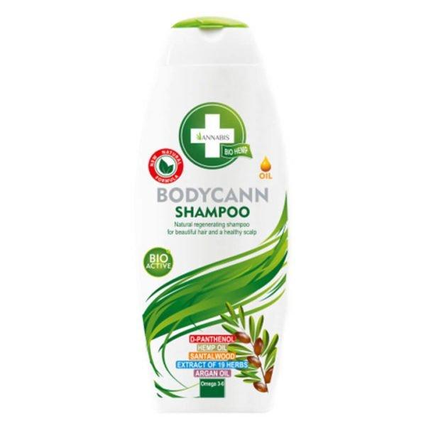 Annabis bodycann shampoo alla canapa naturale