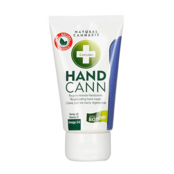 Annabis hand cream with hemp oil