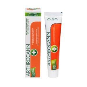 Annabis Arthocann hemp gel for muscle and joint pain