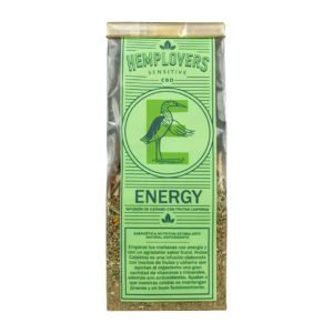 Hemp infusion with CBD Energy