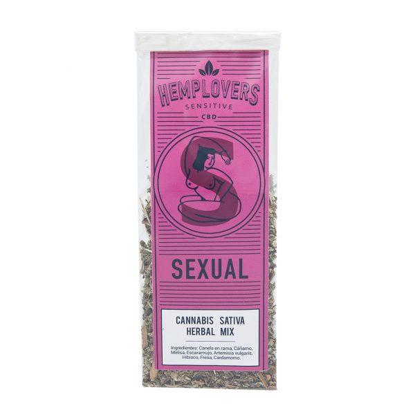 Mix de hierbas Sexual