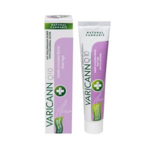 Varicann q10 gel para mejorar la circulación, varices, piernas cansadas