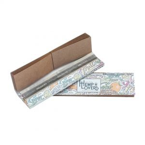 Hemp Lovers papel de fumar