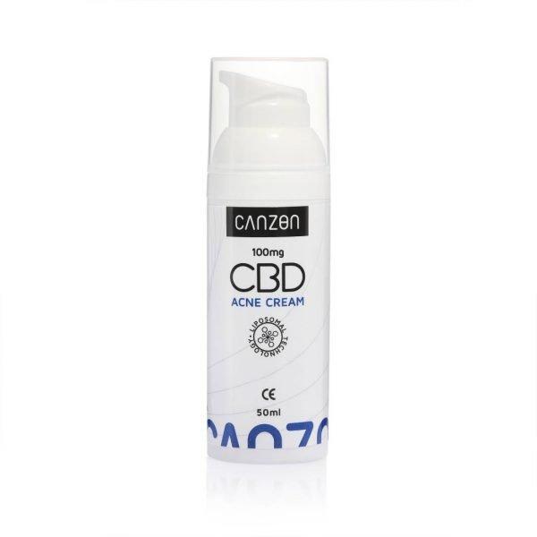 Crema para acne Canzon
