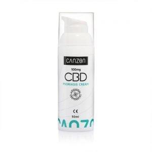 Psoriasis Cream with CBD Canzon