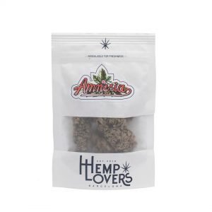 Amnesia Hemp Flower CBD