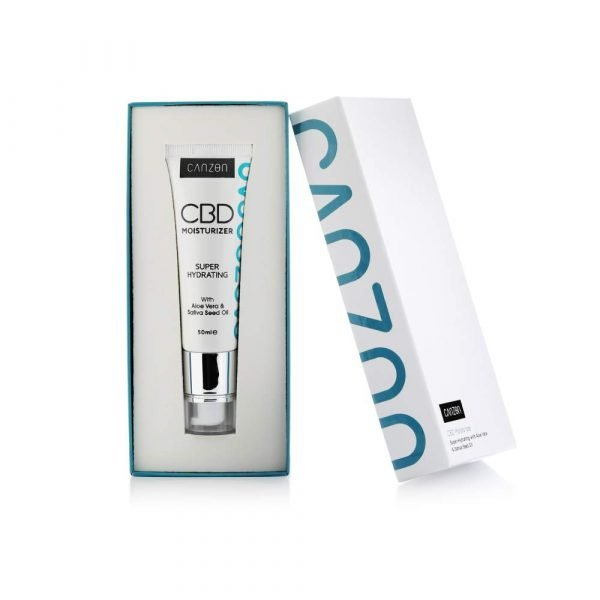 CBD crema hidratante