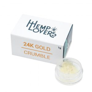 Crumble wax 87%