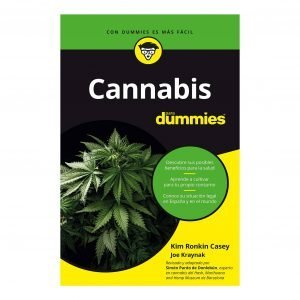 Libro Cannabis for Dummies