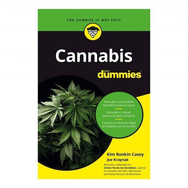 Libro Cannabis for Dummies