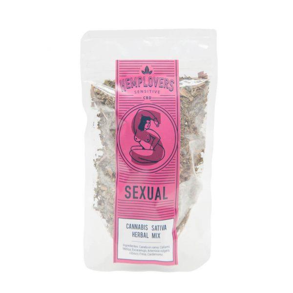 Sexual mix de hierbas